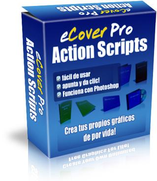 Caja eCover Pro Action Script