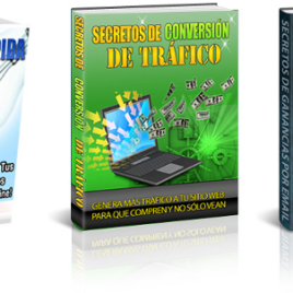 Pack de 3 eBooks de Marketing