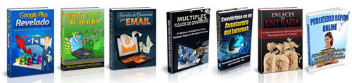 7 eBooks de Marketing Online