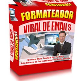 Formateador Viral de Emails