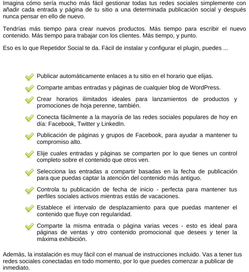 WPRepetidorSocial-cv-beneficios-www.infoproductos.com