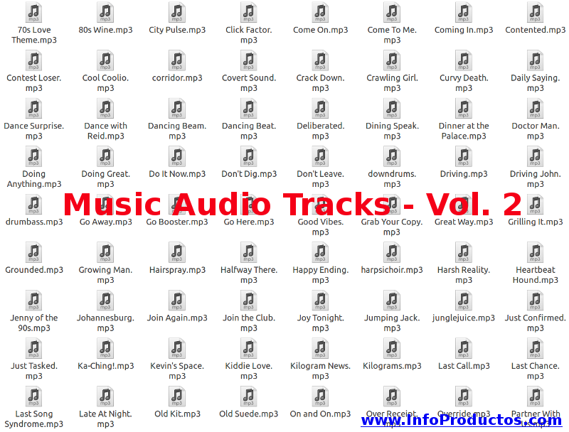 MusicAudioTracks-Vol2-p1-www.infoproductos.com