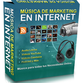 Música De Marketing en Internet